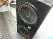PIONEER ELECTRONICS Car Speakers/Speaker System 12 INCH SUBS